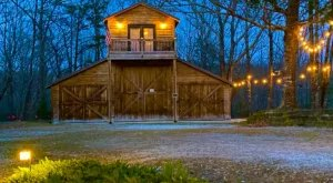 Plan A Down-To-Earth Getaway In One Of These 6 Barns For Rent On Airbnb In South Carolina