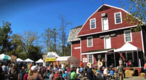 Don't Miss The Biggest Arts And Crafts Festival In Arkansas This Year, War Eagle Mill Craft Fair