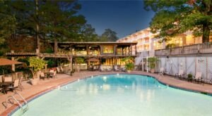 You Won't Find Another Best Western Hotel Like This One In Arkansas