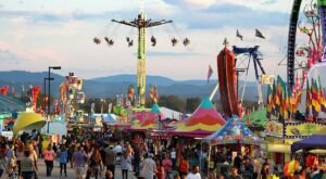 Don't Miss The Biggest Mountain Festival In North Carolina This Year, The Mountain State Fair