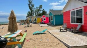 Mai Tiki Resort And Its Colorful Tropical Vibes Might Just Be The Best-Kept Secret In Michigan