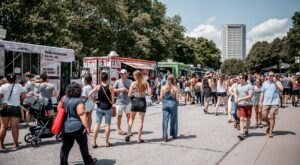 Let Your Appetite Go Crazy At One Of The Biggest Taco Festivals In Ohio