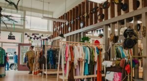 Redwood Retro In Northern California Is A Locally-Owned Shop Full Of Throwbacks And Vintage Styles