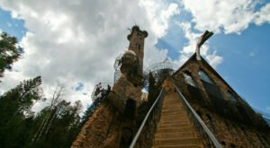 Bishop Castle Was Just Named The Best Castle In All Of Colorado
