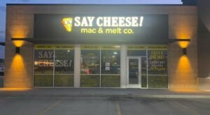The New Say Cheese Mac & Melt Co. In North Dakota Is A Cheese Lovers Dream Come True