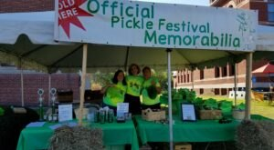 This Pickle Festival In New Hampshire Is A Really Big Dill And You Won't Want To Miss It
