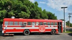 Sukuru Basu Ramen In Idaho Serves Authentic Japanese Ramen Inside Of A School Bus