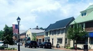 Middleburg, Virginia Boasts Over Half A Dozen Antique Stores On One Street And It's A Shopper's Paradise