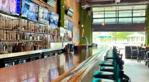 Chow Down At Brass Rail, An All-You-Can-Eat Pizza Restaurant In Michigan