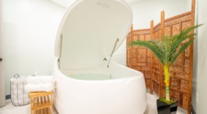 Rest And Relax With Water Therapy At 180 Float Spa In North Carolina