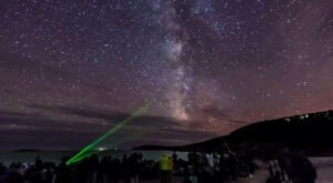 Don't Miss The Biggest Stargazing Event In Maine This Year, The Acadia Night Sky Festival