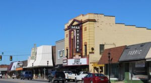 Experience Beauty, History, And Adventure In This One Alabama Town
