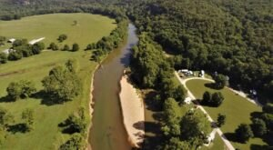 Missouri's Best Kept Camping Secret Is This Riverfront Spot With More Than 61 Glorious Campsites
