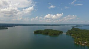 The Oldest Lake In Alabama Is A Beautiful Piece Of Living History