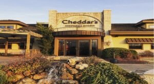 The Entire Menu At Cheddar's Scratch Kitchen In Oklahoma Is Made From Scratch Every Day