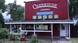Visit Wyoming's Creekside Clubhouse To Pan For Gold, Play Mini Golf, And Gobble Down An Ice Cream Cone