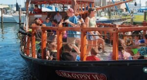 Marylanders Can Sail On A Pirate Ship On The Chesapeake Bay This Spring Through Fall