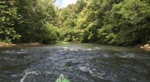 The Best Kayaking River In Tennessee Is One You May Never Have Heard Of