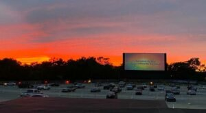 Relive The Good Ol' Days At One Of The Last Remaining Indiana Drive-In Theatres
