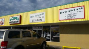 Start Your Day With A Zydeco Breakfast From T-Coon's In Louisiana