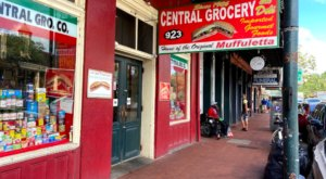 One Of The Oldest Delis In New Orleans Will Take You Straight To Sandwich Heaven