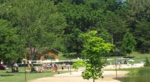 The Little Known Beach Near Pittsburgh That'll Make Your Summer Unforgettable