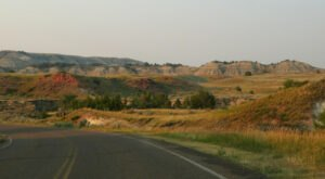 Hop In Your Car And Take South Unit Scenic Loop For An Incredible 36-Mile Scenic Drive In North Dakota