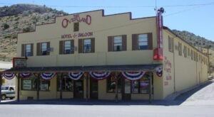 The Historic Overland Hotel In Nevada Is Notoriously Haunted And We Dare You To Spend The Night