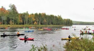 The Best Kayaking Lake In Massachusetts Is One You May Never Have Heard Of