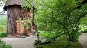 Stay The Night In A Fairytale Tower At Santarella Estate In Massachusetts