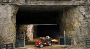 Explore An Expansive Underground World On This Tram Tour In Kentucky