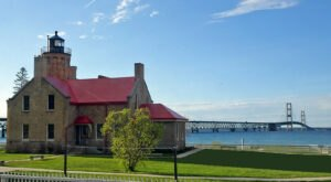 One Of The Most Unique Towns In America, Mackinaw City Is Perfect For A Day Trip In Michigan