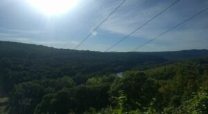 The Clark Run Rager Mountain Loop Trail In Pennsylvania Takes You To The Top Of A Mountain