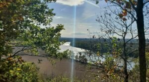 West Ridge Trail In Missouri Leads To Panoramic Views Of The Missouri River Valley