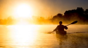 The Best Kayaking Lake In Louisiana Is One You May Never Have Heard Of