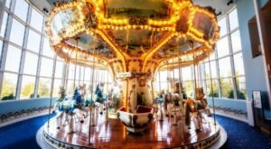 An Antique Carousel Will Soon Be A Permanent Fixture At The Mississippi Agriculture And Forestry Museum
