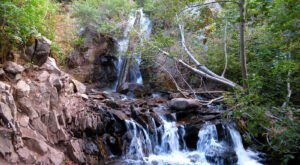 Cool Off This Summer With A Visit To These 6 Nevada Waterfalls