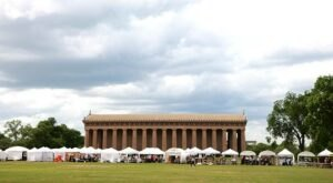 You Can Find Practically Anything At The Tennessee Craft Fair, Held Each Year In Nashville's Centennial Park