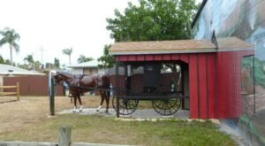The Tiny Amish Town In Florida That's The Perfect Day Trip Destination