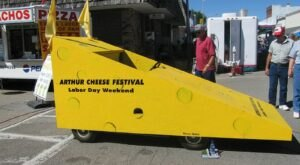 Celebrate All Things Cheese At The Annual Arthur Amish Cheese Festival In Illinois This Labor Day Weekend