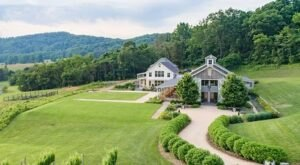 With Wildflower Meadows And Mountain Views, Pippin Hill Might Just Be The Most Beautiful Winery In Virginia