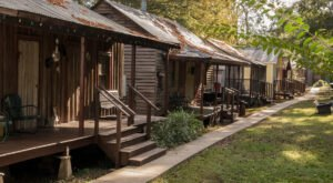 Stay In This Cozy Little Bayouside Cabin Near New Orleans For Less Than $100 Per Night