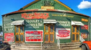 Located On The Outskirts Of Town, A Meal At Rivershack Tavern In New Orleans Never Disappoints