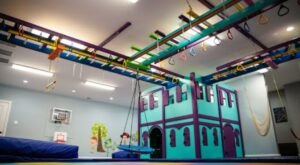 One Look At This Magical Indoor Playground In Mississippi, And You'll Wish You Were A Kid Again