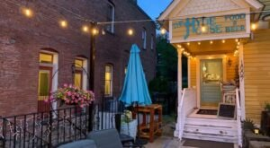 The Hyde House Is A Charming Restaurant Inside Of A 100-Year-Old Home In Idaho