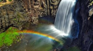 Cool Off This Summer With A Visit To These 7 Northern California Waterfalls