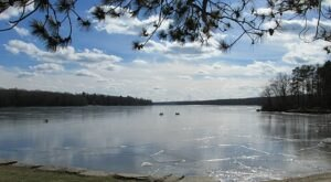 The Best Kayaking Lake In Rhode Island Is One You May Never Have Heard Of