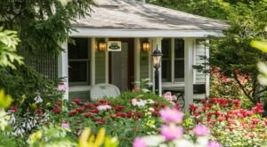 Hidden Garden Cottages In Michigan Will Be Your New Favorite Home Away From Home