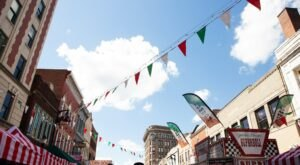A Top 100 Event In North America, The West Virginia Italian Heritage Festival Returns For Its 43rd Year