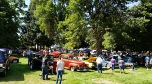 One Of The Largest Car Shows In Idaho, Joe Mama's Car Show, Is Held Every Summer